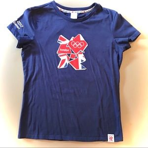 OFFICIAL Adidas 2012 London Olympic TShirt